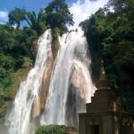 La cascade de Pyin Oo Lwin