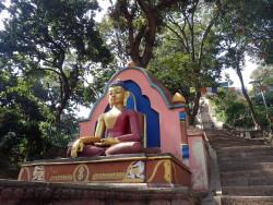 Temple de Svayambhunath