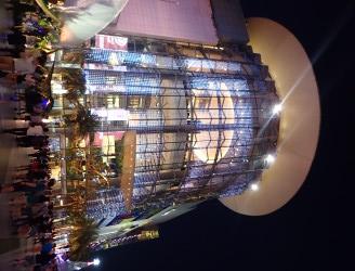 Centre commercial SIAM Parangon à Bangkok