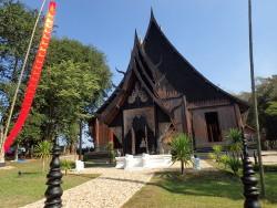 Le temple noir : Bann Dam e