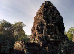 Le magnifique temple Bayon