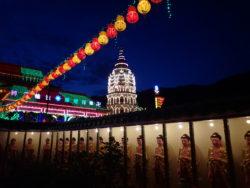 Temple de Kek Lok Si à Penang